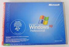 microsoft windows xp professional versione 2002 nuovo sigillato con codice, it