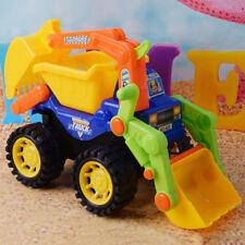 Kids Dump Truck Playing Sand Loader Children Engineering Vehicle Beach Fun Toy