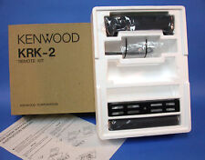 KENWOOD KRK-2 Remote Kit - New In Box  , TK-630 TK-730 TK-830