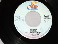 Southside Movement:  Bus Stop / Love is for Fools  [Unplayed Copy]