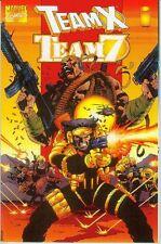 Team X / Team 7 (one-shot) (USA, 1996)