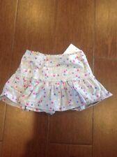 Jumping Beans Girls Heart Skirt, NWT 4T