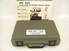 Otc 7990 Spx Cooling System Pressure Tester Analyzer Troubleshooter