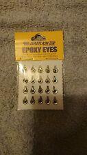 lureflash Epoxy eyes silver