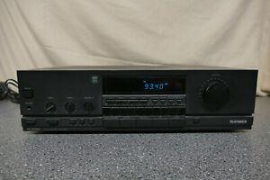 TELEFUNKEN HR 780 RDS hochwertiger Stereo Verstärker RECEIVER // schöner Zustand