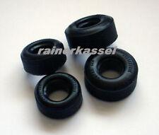 Scalextric Super 124 Tires, Repro Reifen für Ferrari V8 und Lotus  Indianapolis