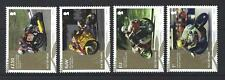 ISLE OF MAN 2017 MOTOR CYCLE RACING, TT, UNMOUNTED MINT, MNH