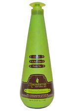 Macadamia huile naturelle revitalisant volumisants 1000ml (1 LITRE)
