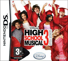 Videogame High School Musical 3 - Senior Year NDS