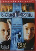 The Confessor La verità Proibita DVD RENT Nuovo Sigillato C. Slater Parker Rea N