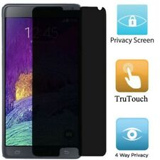 Samsung Galaxy Note 4 - Privacy Screen Protector Anti-Peeping Anti-Spy LCD Cover
