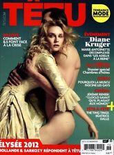 Tetu Magazine #176 4/2012 gay men DYLAN GARNER DIANE KRUGER