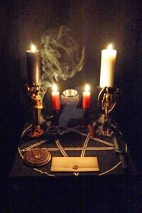 Halloween/ samhain strong spell casting. Love. Money. Luck. Justice. Curse
