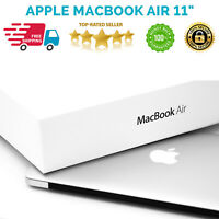 """Apple MacBook Air 11"""" Core i5 1.6ghz 4GB 128GB (March 2015) A Grade Apple Boxed"""