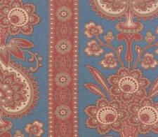 Moda LE MARAIS Woad Blue 13731 12 Fabric By The Yard By French General