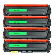 Replacement HP 410X (CF410X) Toner Cartridge for HP Color LaserJet Pro MFP M477f