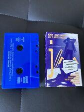 Michael Jackson Jam Cassette Blue Austrailian Rare.