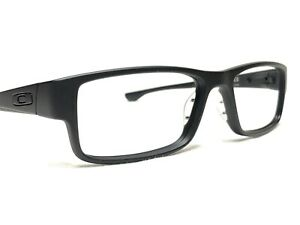 Oakley Airdrop OX8046-0157 Men's Satin Black Rx Eyeglasses Frames 57/18~143