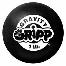 Iron Gloves Golf Gravity Gripp Hand Strengthener (Black)