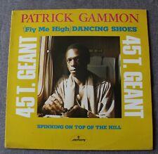 Patrick Gammon, (fly me high) dancing shoes, Maxi Vinyl