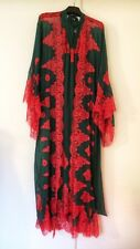 Designer Long Luxury Dress and Robe Christmas Gift New with tags RRP £4500
