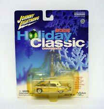 Johnny Lightning 1956 Ford Thunderbird Vacaciones Clásico Adornos Coche Moc 2002
