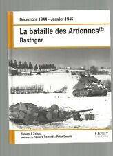 OSPREY  -     LA BATAILLE DES ARDENNES T2    -   BASTOGNE