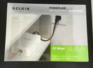 Belkin Powerline Networking Adapters f5d4071