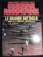 LE GRANDI BATTAGLIE DELLA SECONDA GUERRA MONDIALE VOL. 1° PERUZZO 1986 EE/349