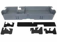 DU-HA Dark Grey Underseat Storage Case for 2008-2018 Toyota Tundra Double Cab