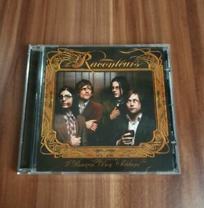 The Raconteurs - Broken Boy Soldiers (2006) Blues Rock CD Album *** sehr gut ***