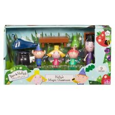 Ben and Holly's Little Kingdom Holly's Magic Classroom 9pieces Playset