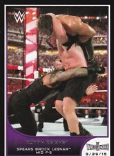 Roman Reigns -  2016 Topps WWE Road to Wreslemania, #13