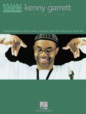 The Kenny Garrett Collection Alto Saxophone Artist Transcriptions 000672530