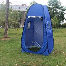 Portable Pop Up Instant Outdoor Tent Camping Toilet Shower Private Changing Room