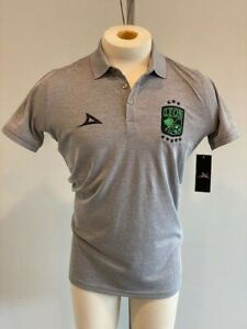 Pirma Leon FC Polo-Official 8 STAR 2021 Leon FC Polo - Gray