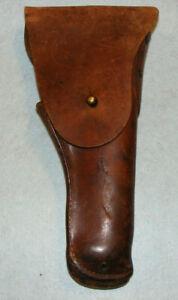 US M1916 holster Colt M1911A1 pistol Enger Kress M1911 WW2 NR good