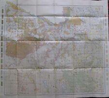 Color Soil Survey Map Blue Earth County Minnesota Mankato Lake Crystal 1906