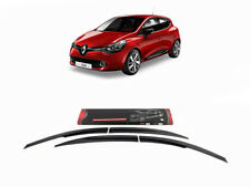 FITS Renault Clio 4 IV Window Visor Protector 4 Pcs. 2012-UP