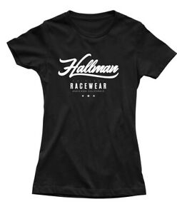 Thor-Hallman Women's Original T-Shirt (Black) Choose Size