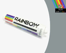 Traffic Grey A Colour Silicone Sealant Rainbow 310ml RAL 7042 Indoor & Outdoor