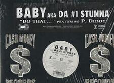 Baby Feat. P.Diddy Do That Limited Edition Vinyl LP 2003 Birdman Cash Money