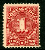 USA 1895 ⭐1¢ Postage Due⭐Scott # J38 ⭐ Mint Non Hinged⭐Free Shipping⭐B500⭐☀⭐☀⭐