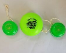 3 Vintage Duncan Neo and Imperial Green Yoyo
