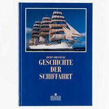 GESCHICHTE DER SCHIFFAHRT. Jochen Brennecke