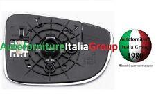 PIASTRA SPECCHIO RETROVISORE C//VETRO SX TERM FIAT PUNTO EVO 09/> 2009/>