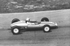 Vintage 8 X10 1963 Indianapolis Raceway Park IRP Roger Penske Mecom Lotus 24