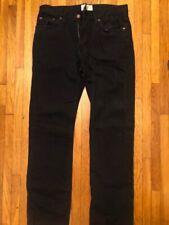 Men's Spurr Black Jeans Sz 32