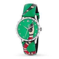 Reloj de Cuarzo Gucci YA1264081 Para Mujer G-Timeless Verde