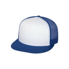 Yupoong Mens Five-Panel Classic Trucker Cap Baseball Hat - 6006
